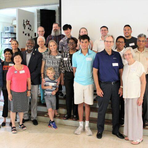 Volunteer Appreciation Breakfast – August 10, 2019